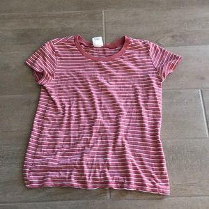 Tillys Girls Striped Shirt